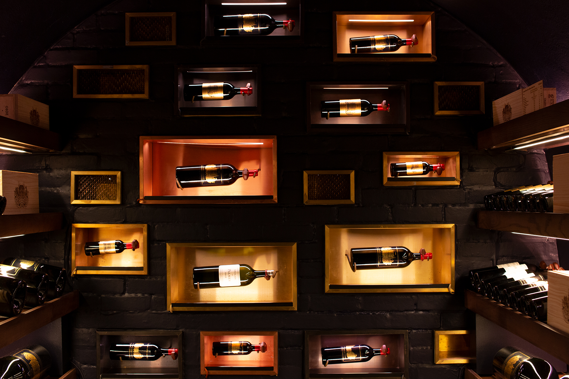 The Palmer Vault at Hedonism Wines