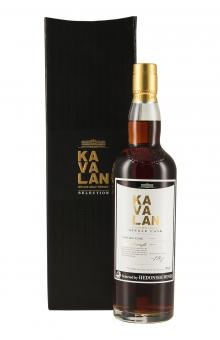 Kavalan Virgin Oak Hedonism Exclusive