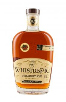 WhistlePig 10YO Hedonism Wines Single Barrel