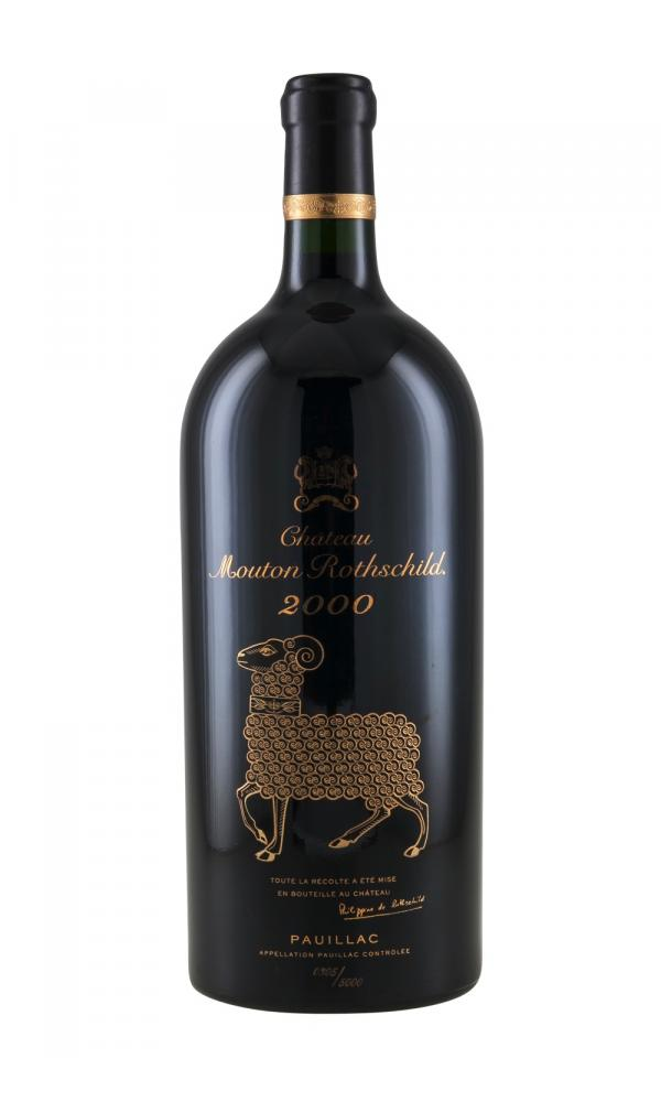 Mouton Rothschild 500cl