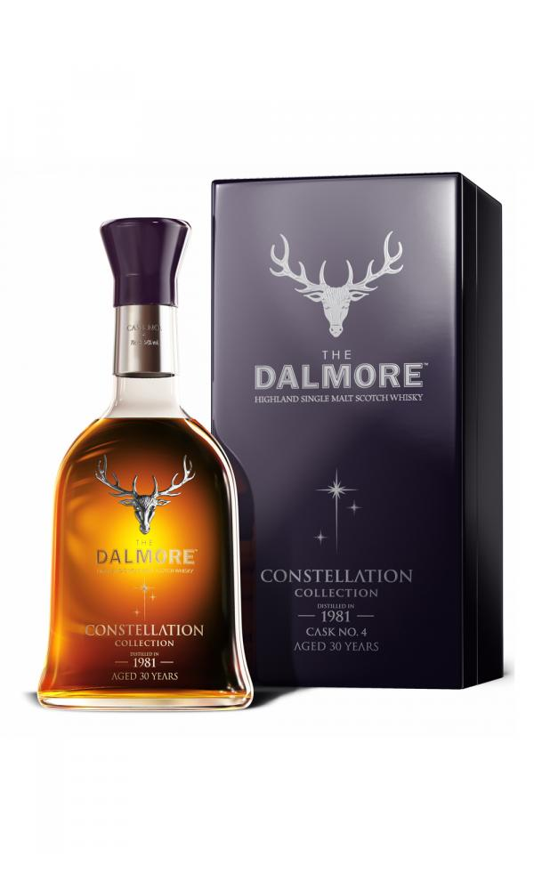 Dalmore Constellation 30YO 1981 Cask 4 (2nd Release)