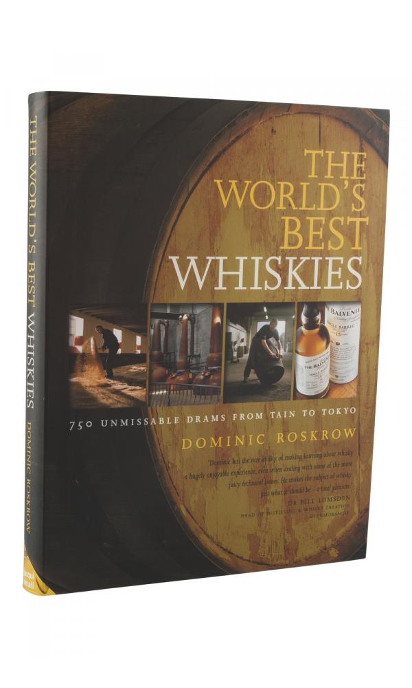 Worlds Best Whiskies - Dominic Roksrow