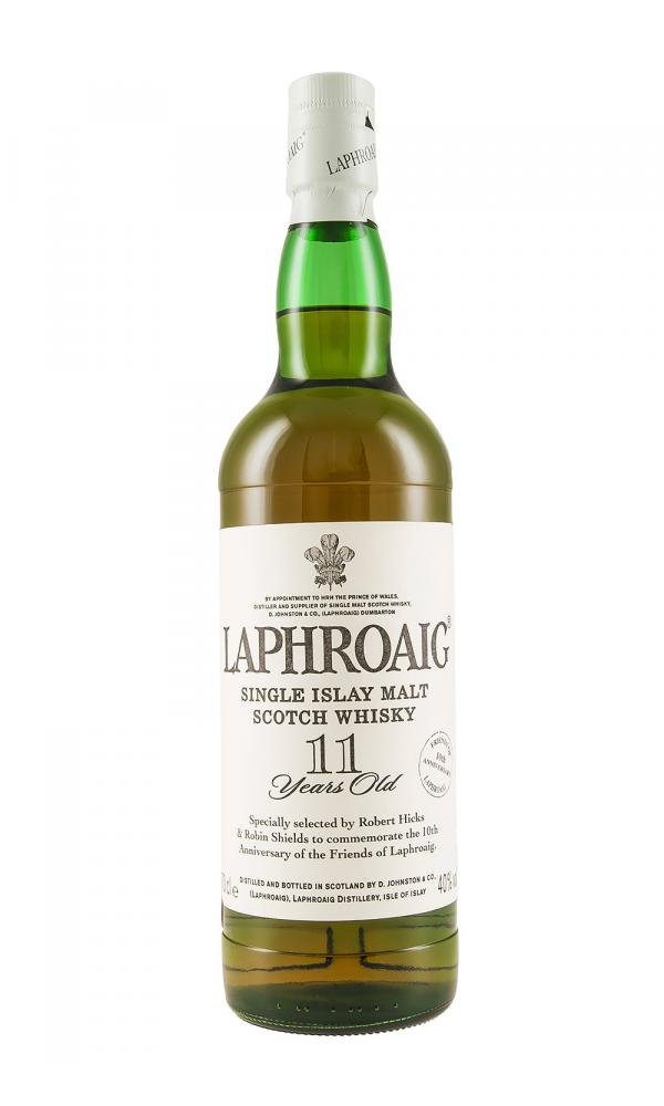Laphroaig 11YO 10th Anniversary Friends of Laphroaig