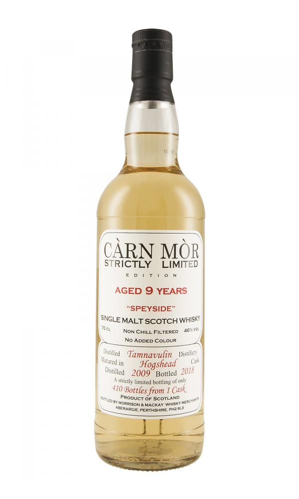 Tamnavulin 9YO Carn Mor Strictly Limited