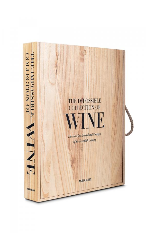 The Impossible Collection of Wine - Enrico Bernardo