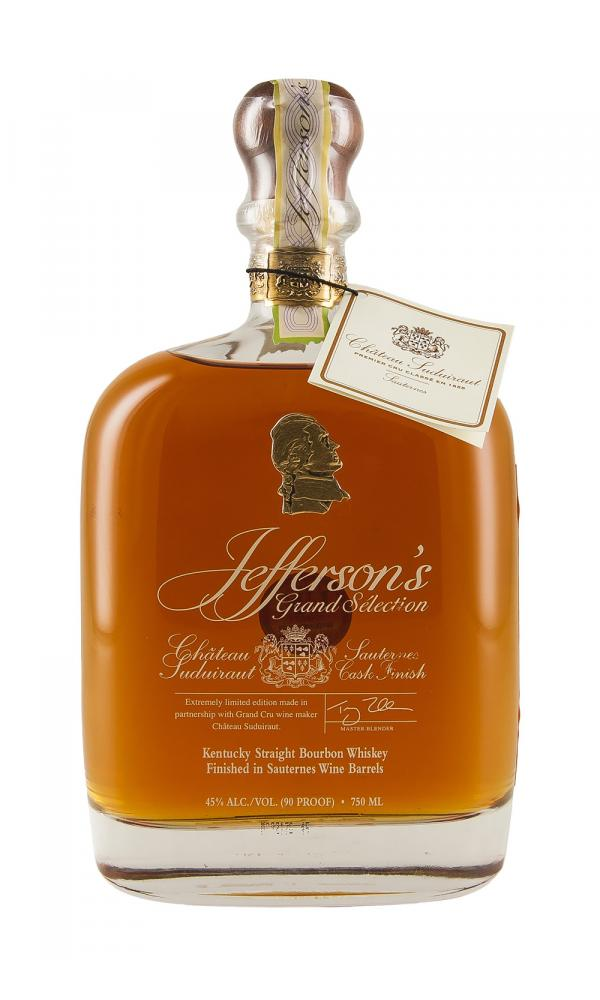 Jefferson`s Grand Selection Suduiraut Finish