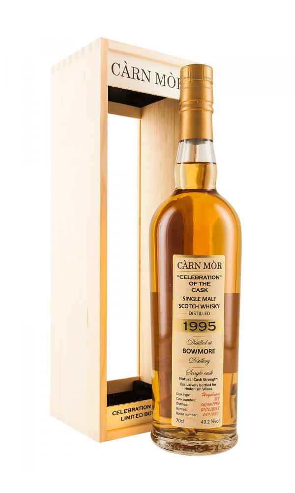 Bowmore 23YO Celebration of the Cask Hedonism Exclusive