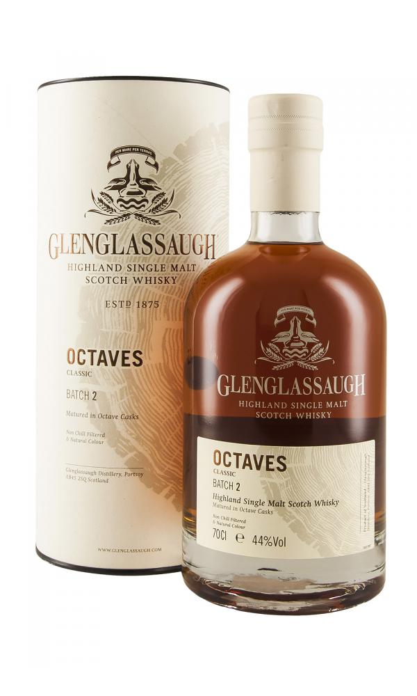 Glenglassaugh Octaves Batch Two Classic