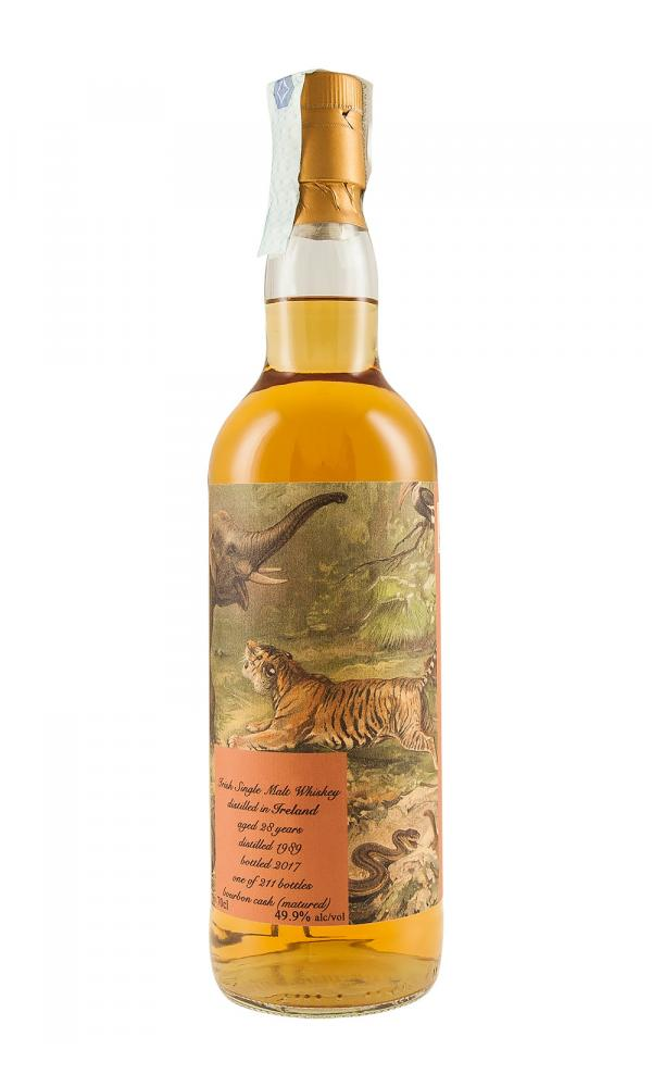 Irish Malt 28YO Antique Lions of Spirits Savannah