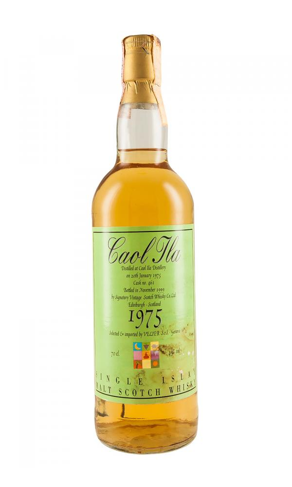 Caol Ila Velier Bottled 1999