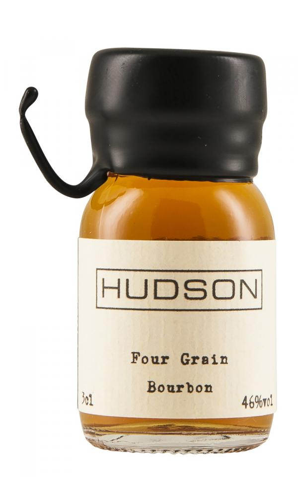 Hudson Four Grain Bourbon 3cl
