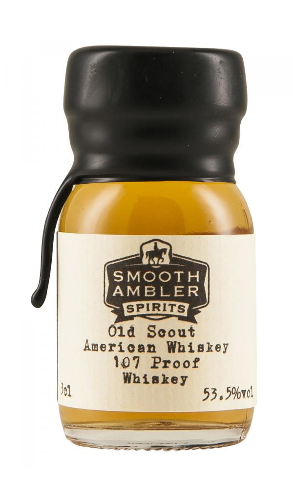 Smooth Ambler Old Scout American Whiskey 3cl