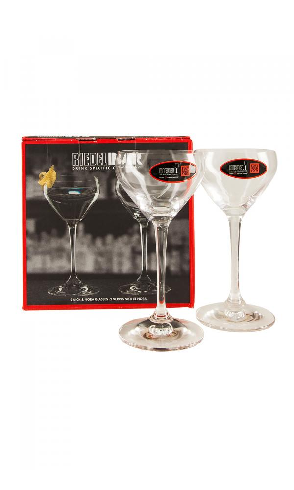 Riedel Bar Nick & Nora Glass - Two Pack