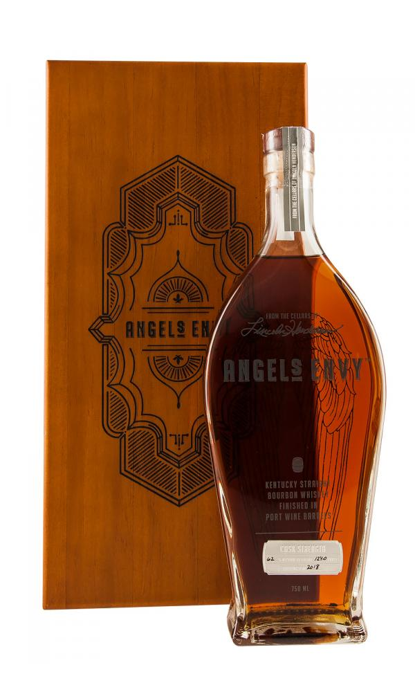 Angels Envy Cask Strength 2018 Release