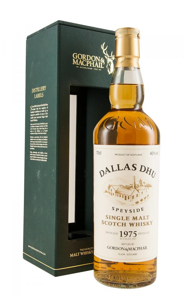 Dallas Dhu G&M Bottled 2013