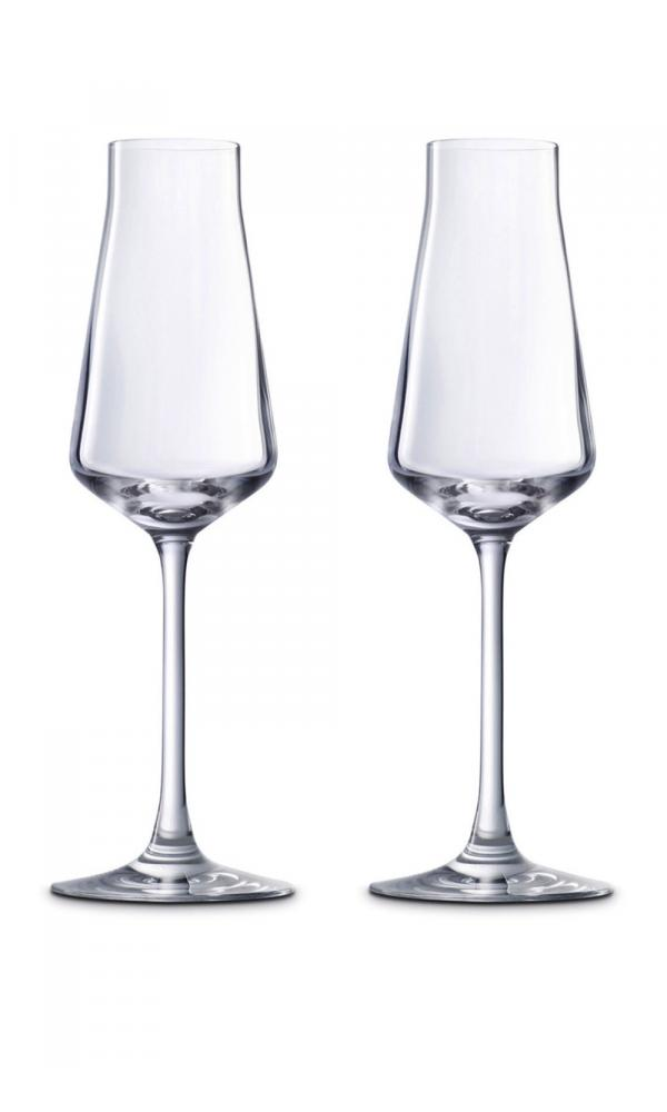 Baccarat Chateau Baccarat Champagne Flute - Two Pack