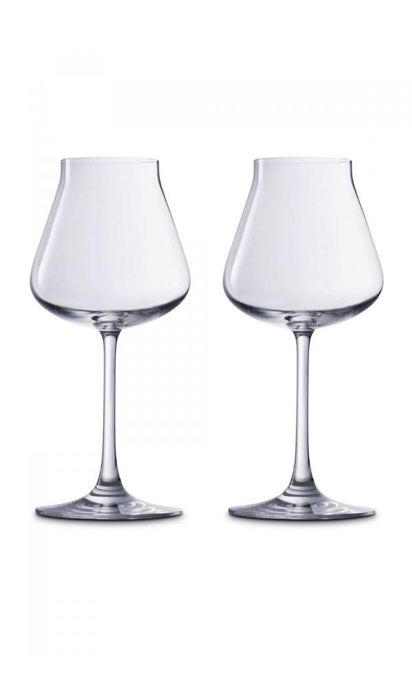Baccarat Chateau Baccarat White Wine Glass - Two Pack