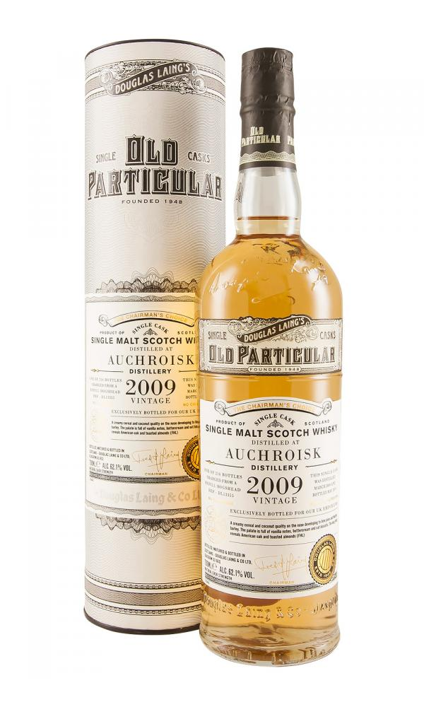 Auchroisk 10YO Old Particular Chairman`s Choice