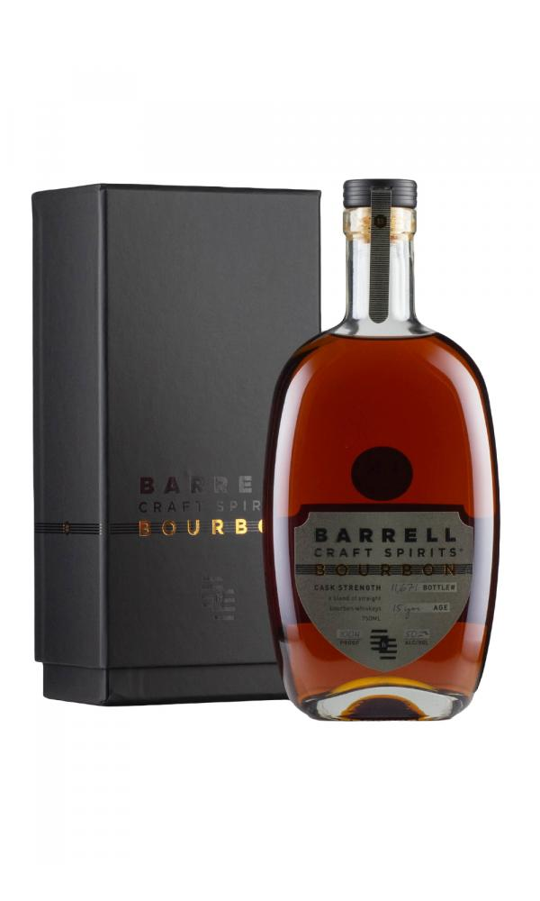 Barrell Craft Spirits 15YO Bourbon