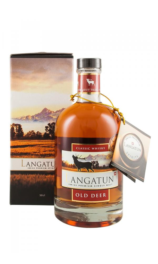 Langatun Old Deer Cask Proof