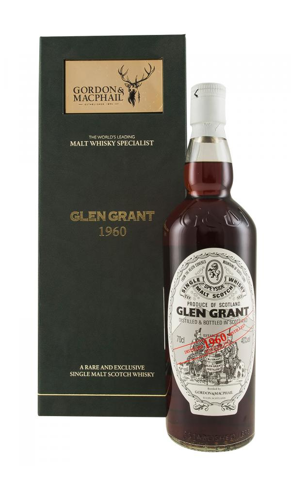 Glen Grant G&M Bottled 2013