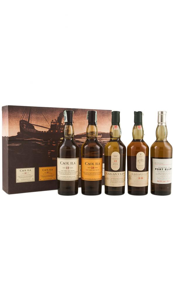 Classic Malts Islay Collection