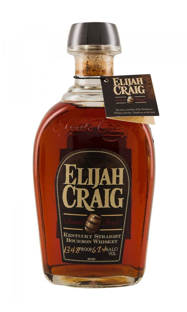 Elijah Craig Barrel Proof 5th Release