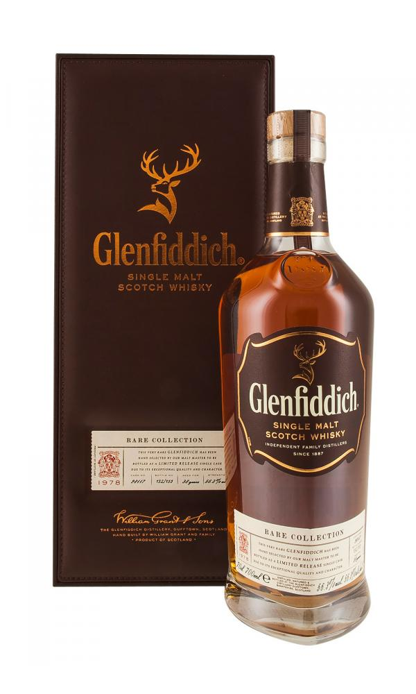 Glenfiddich 38YO Rare Collection Cask 28117