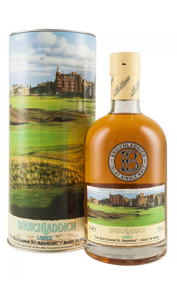 Bruichladdich 14YO Links St Andrews 17th Hole