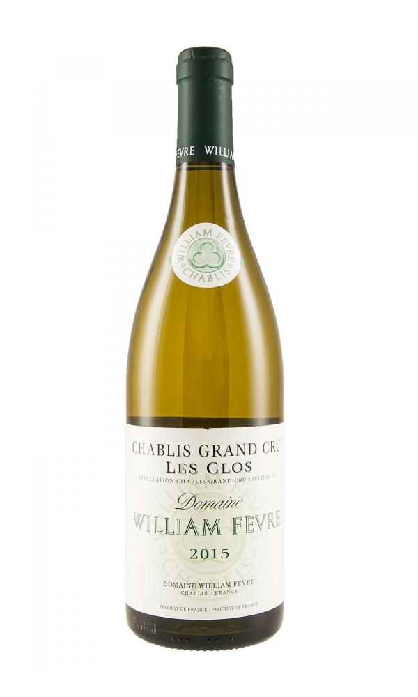 Chablis Les Clos William Fevre