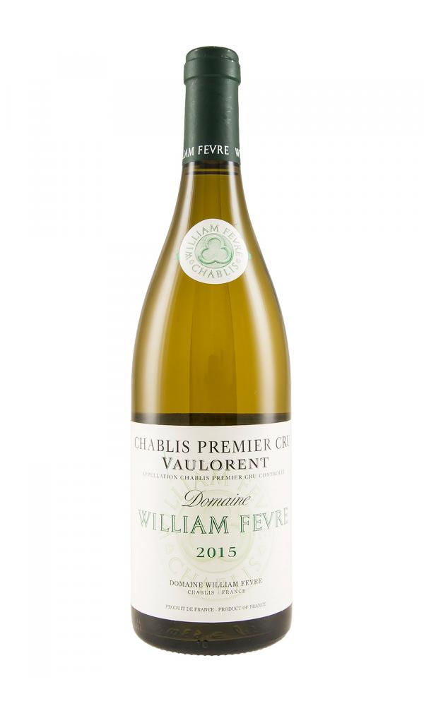 Chablis Vaulorent William Fevre