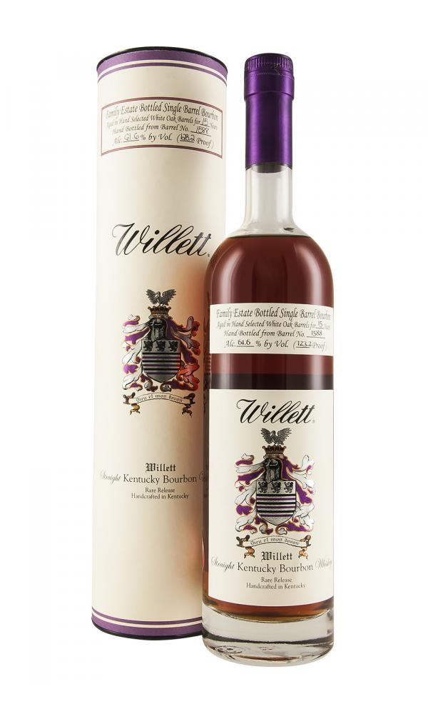 Willett 15YO Bourbon Barrel 1588