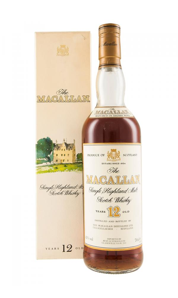 Macallan 12YO c. Early 1990s