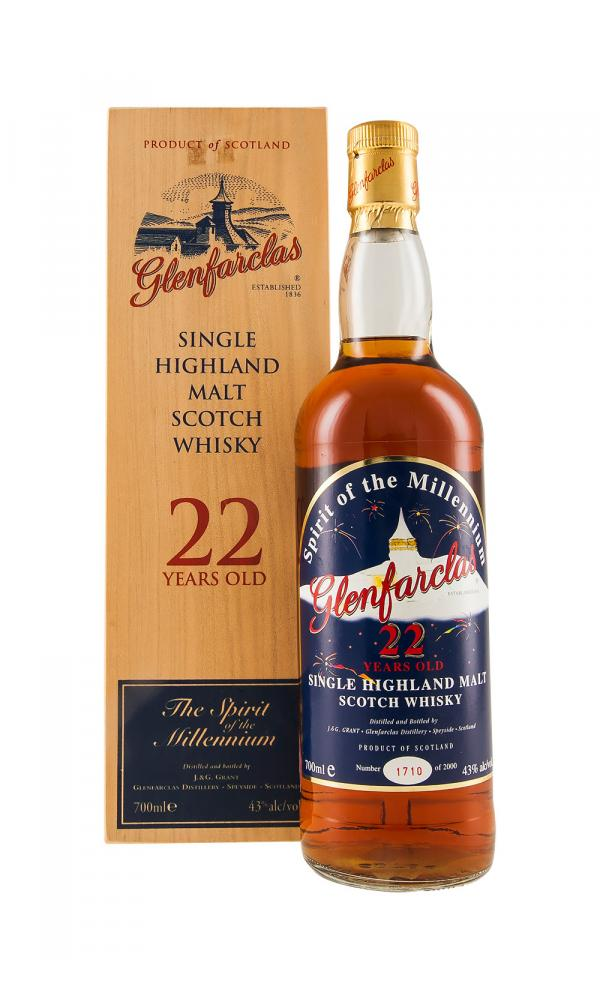 Glenfarclas 22YO Spirit of the Millennium