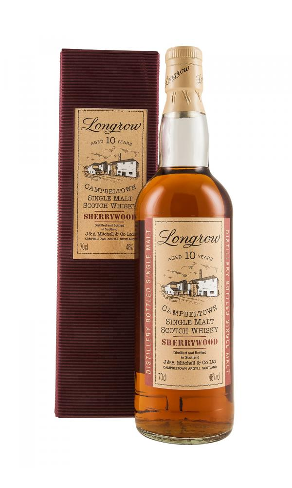 Longrow 10YO Sherry Wood Original Release