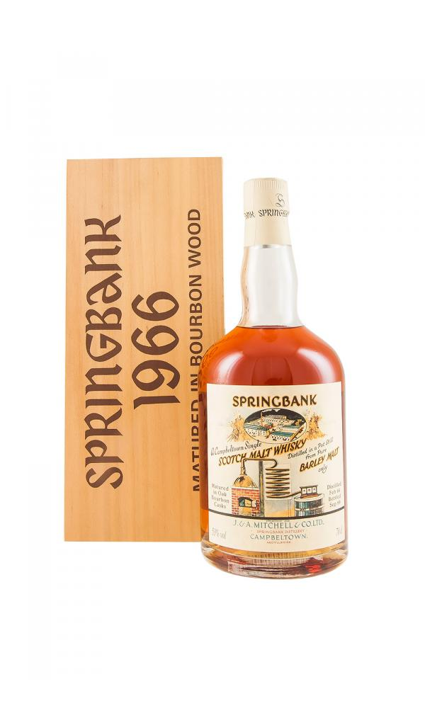 Springbank Local Barley Cask 502