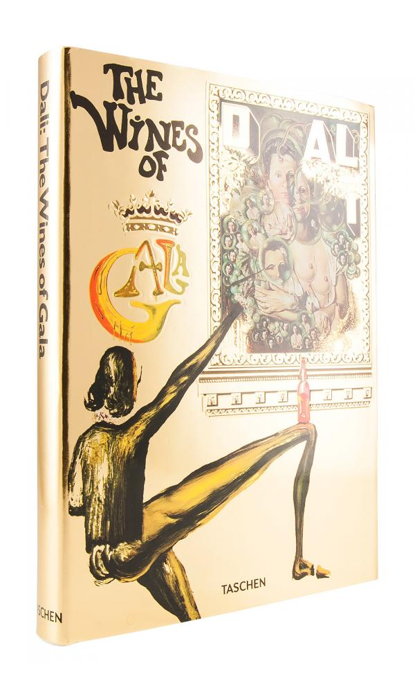 The Wines of Gala - Salvador Dali, Max Gerard and Louis Orizet