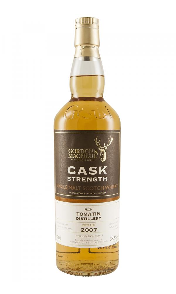 Tomatin G&M Cask Strength