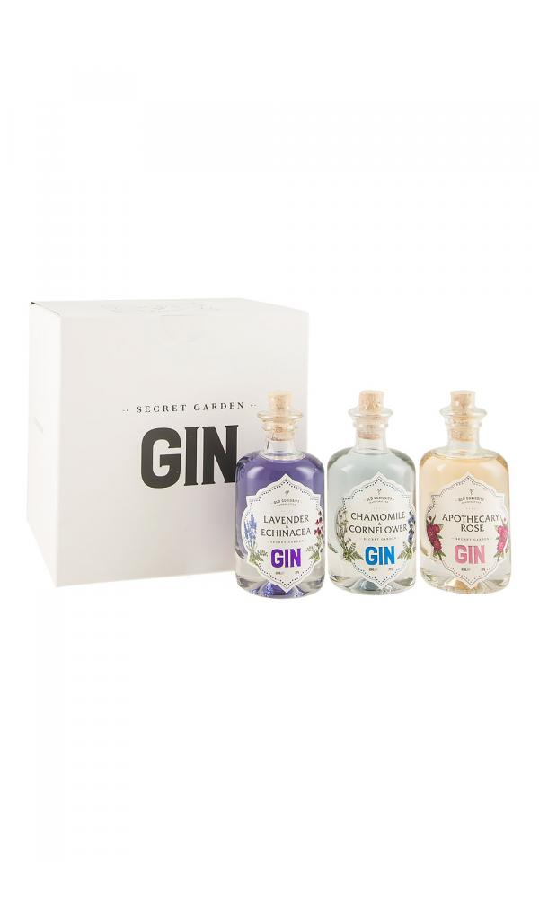 Old Curiosity Gin Miniature Gift Pack