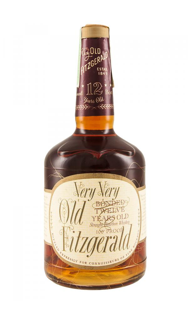 Very Very Old Fitzgerald 12YO Bottled 1987