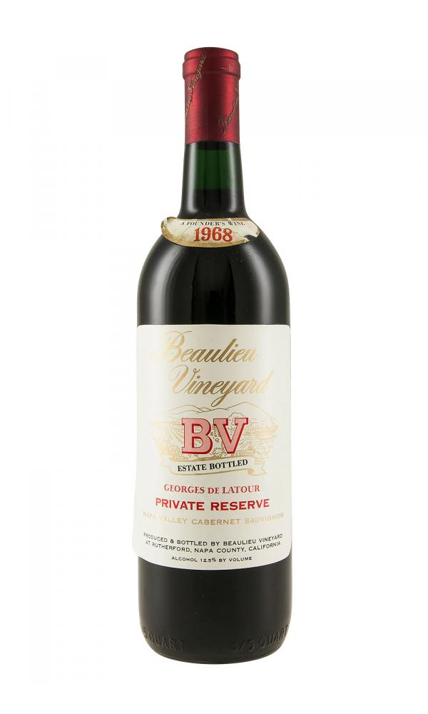 Beaulieu Vineyard Georges de Latour Private Reserve Cabernet Sauvignon