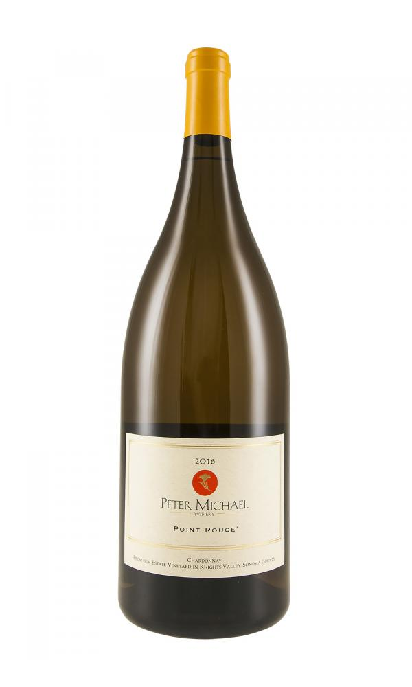 Peter Michael Point Rouge Chardonnay Magnum