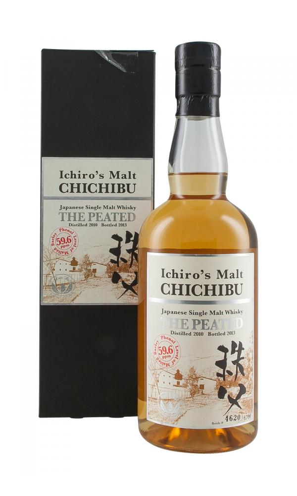 Chichibu The Peated 2013 Release