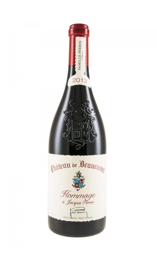 Chateauneuf du Pape Hommage a Jacques Perrin Beaucastel