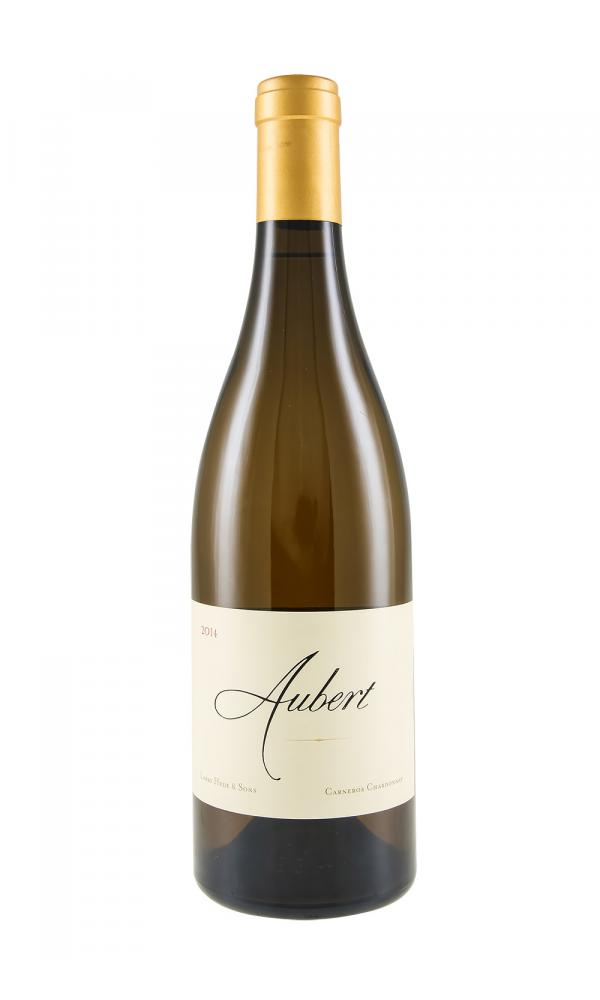 Aubert Larry Hyde & Sons Chardonnay