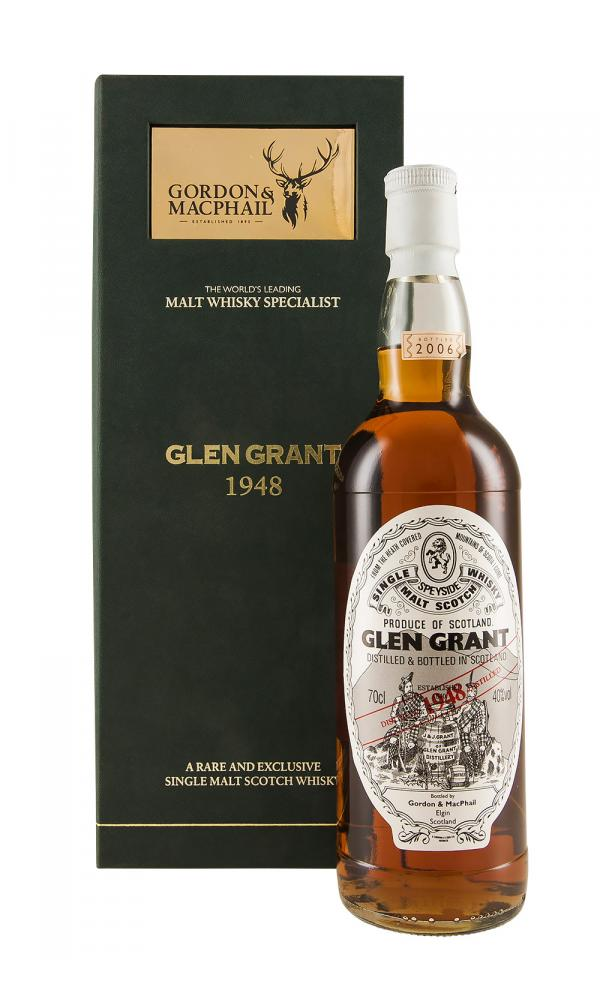 Glen Grant G&M Bottled 2006