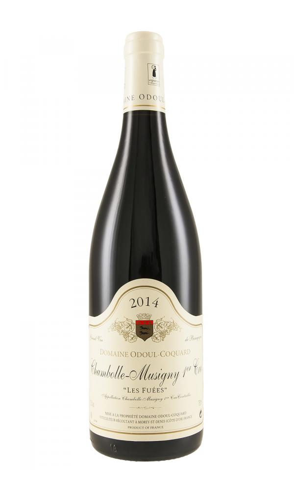 Chambolle Musigny Les Fuees Odoul Coquard