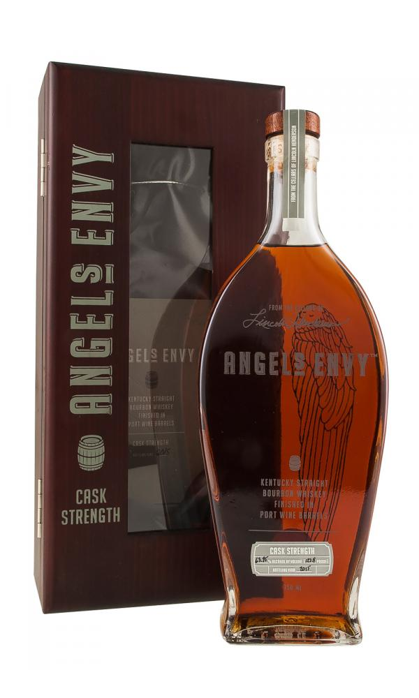 Angels Envy Cask Strength 2015 Release