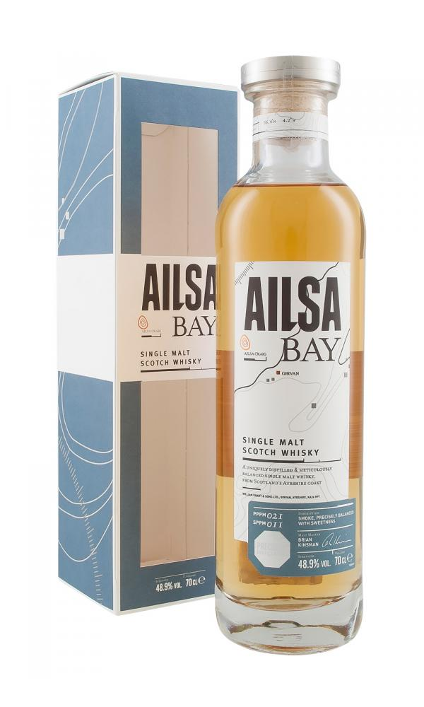 Ailsa Bay Sweet Smoke 1.2
