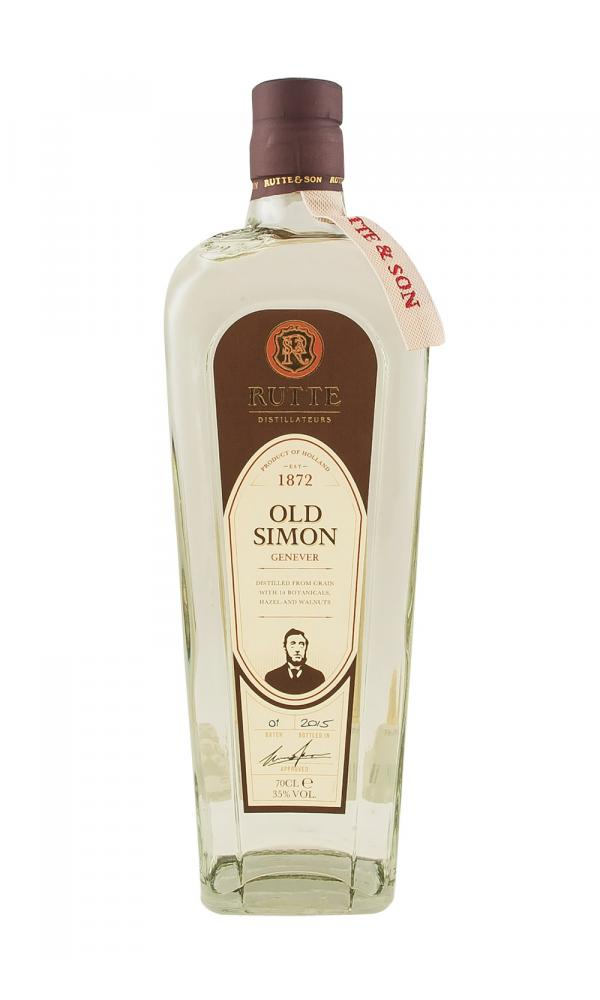 Rutte Old Simon Genever
